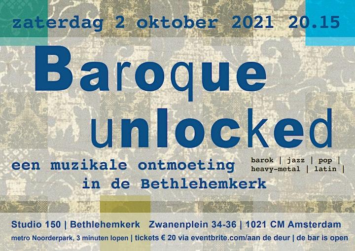 Afbeelding van Baroque Unlocked