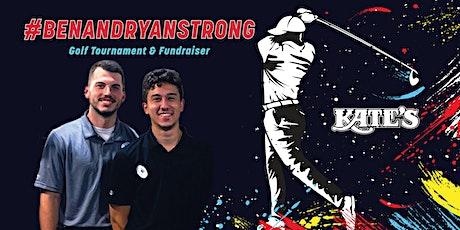 #BenAndRyanStrong Golf Tournament & Fundraiser tickets