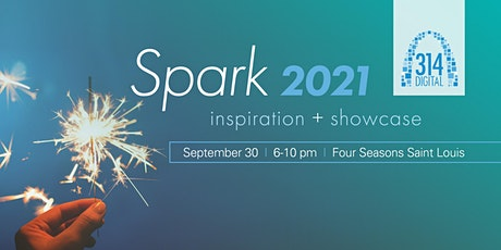314 Digital's 2nd annual SPARK 2021 tickets