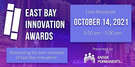 2021 East Bay Innovation Awards tickets