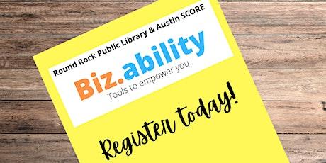 Biz.ability: Facebook Marketing 2021, Pt. 1 (Tips from a Facebook Insider) tickets