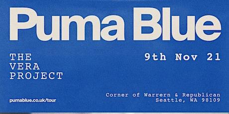 Puma Blue @ The Vera Project tickets