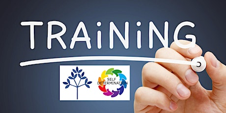 Self Determination Training for Day/ Employment Programs tickets