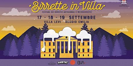 Birrette in Villa @ Villa Levi biglietti