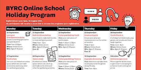 27 September Youth Scavenger hunt! tickets