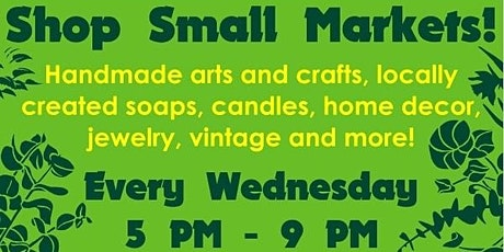 Shop Small Wednesdays at The Grocery Spot tickets