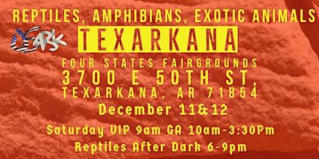 Show Me Reptile & Exotics Show (Texarkana, AR) tickets