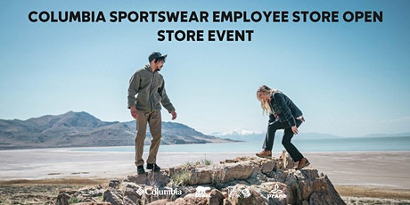 Columbia Employee Store Open Store Event tickets