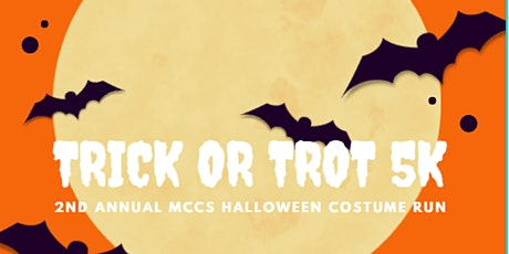 2021 Trick or Trot 5K tickets