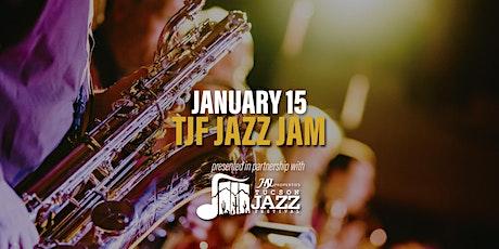 Jazz Jam tickets
