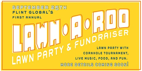 1st Annual Lawn-A-Roo Lawn Party & Cornhole Tournament Fundraising Event tickets