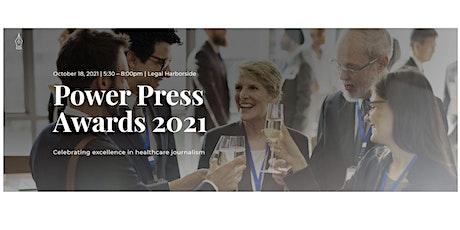 Power Press Awards Gala tickets