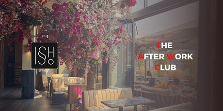 Networking Drinks / Issho  Victoria Gate [The After Work Club] tickets