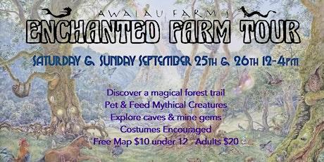 Enchanted Farm Tour tickets