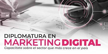 Diplomatura en Marketing Digital entradas