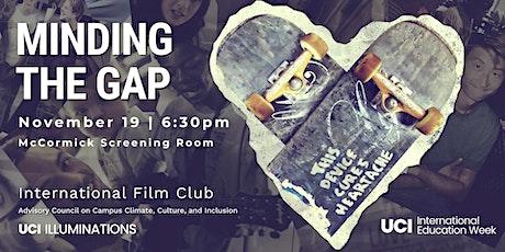 International Film Club: Minding the Gap (Bing Liu 2018) tickets