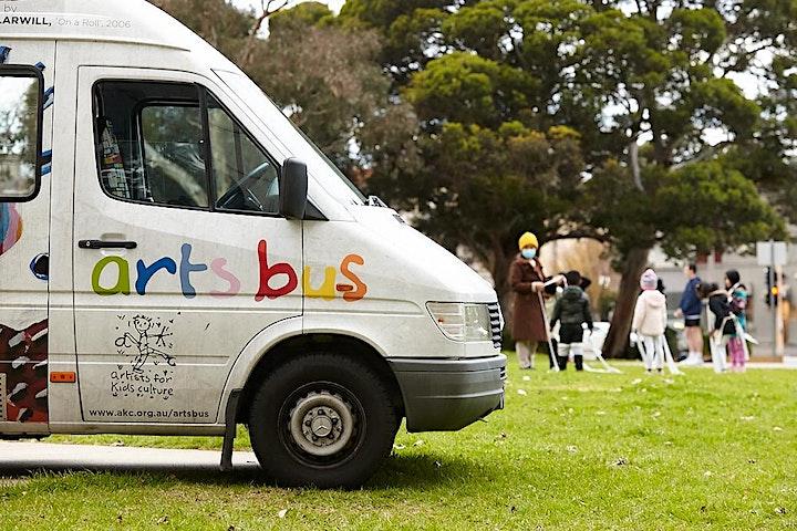 artsbus at home: Holiday Program image
