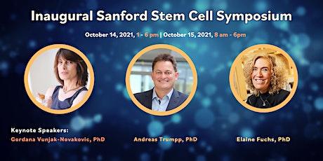 Sanford Stem Cell Symposium tickets