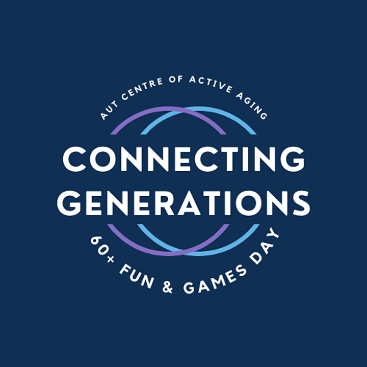 AUT Centre Of Active Aging Connecting Generations 60+ Fun & Games Day image