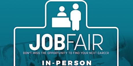 Moreno Valley Job Fair - Fall/Winter tickets