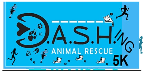 DASHing Animal Rescue 5k tickets
