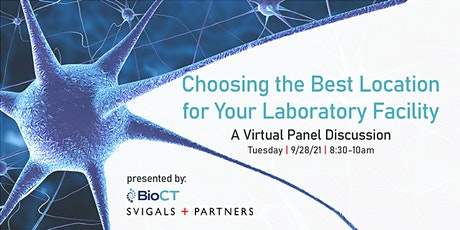 Choosing the Best Location for Your Laboratory Facility tickets