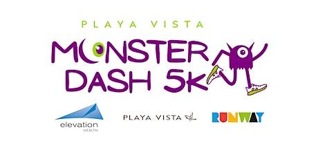 Playa Vista Monster Dash 5K tickets