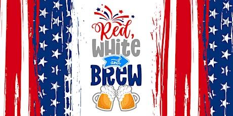 Red, White & Brew tickets