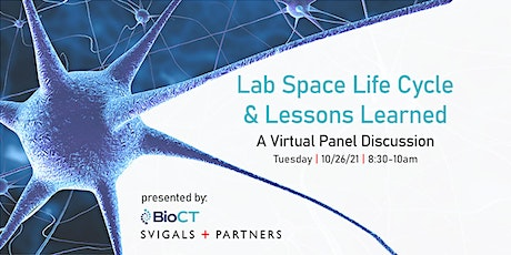 Lab Space Life Cycle & Lessons Learned tickets