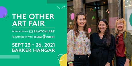 The Other Art Fair Los Angeles: September 23 - 26, 2021 tickets