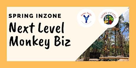 Inzone- Next Level Monkey Business tickets