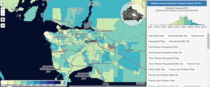 Mapping Equity: Using GIS and Maps to Make Invisible Realities Visible image