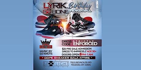 Lyrik's Sneaker Ball tickets