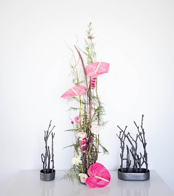 Blush & Blooms - Floral Workshop Series (Postponed - New Date TBD) image