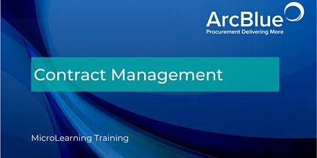 Contract Management tickets