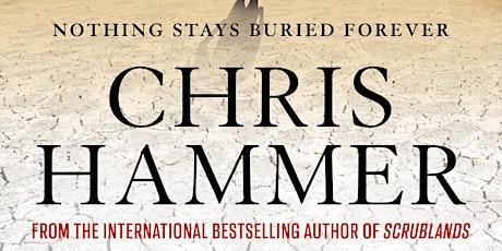 Meet the Author - Chris Hammer tickets