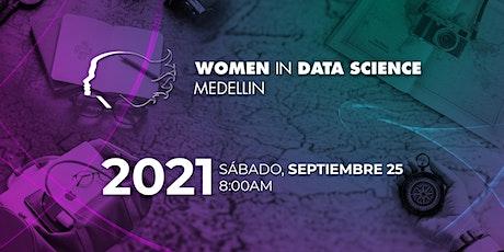 Women in Data Science Conference in Medellín 2021 (WiDS Medellín). entradas