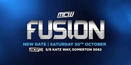 MCW Fusion tickets