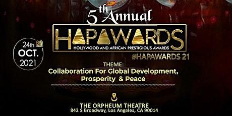Hollywood & African Prestigious Awards Show tickets