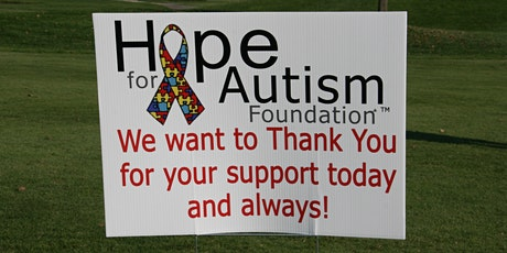 10th Annual Hope for Autism Golf Outing tickets