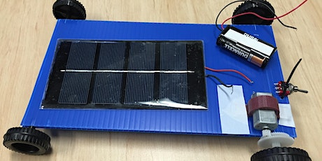 School Holidays: Solar Rollers with Active Education (BL) tickets