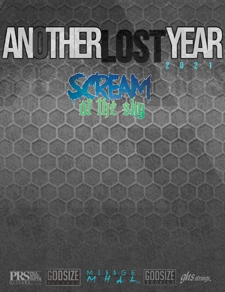 Another Lost Year with Scream At The Sky • Kinesis image