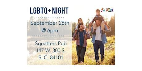 LGBTQ+ Family Building Dinner tickets