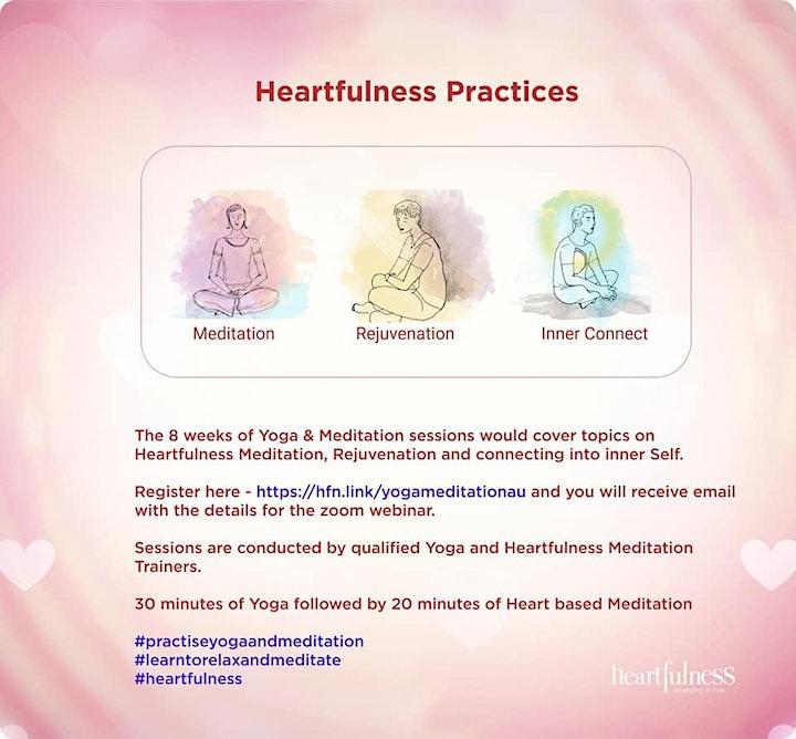 Practise Yoga and Meditation image