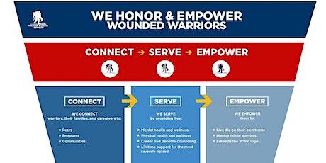 AF Wounded Warrior Program tickets