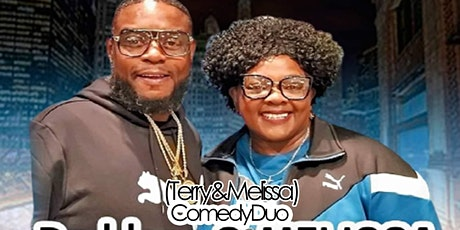 Terry and Melissa  Comedian tickets