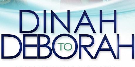 Dinah to Deborah Community Recognition Network tickets
