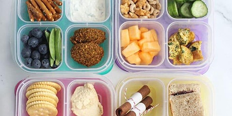 Culikid's 9/26 Lunchbox Snacks Cooking Class tickets