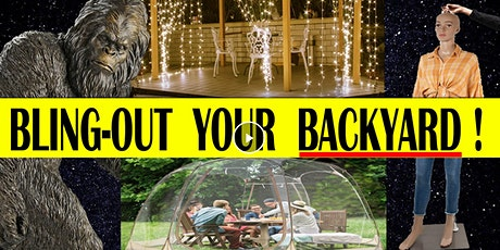 FREE: Bling-Out Your BackYard:  Year Round Decor tickets