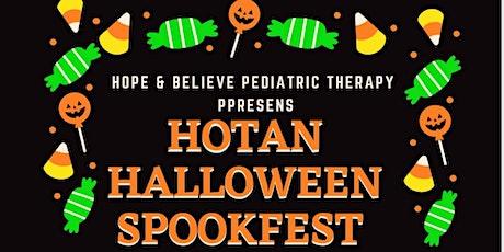 HOTAN HALLOWEEN SPOOKFEST tickets